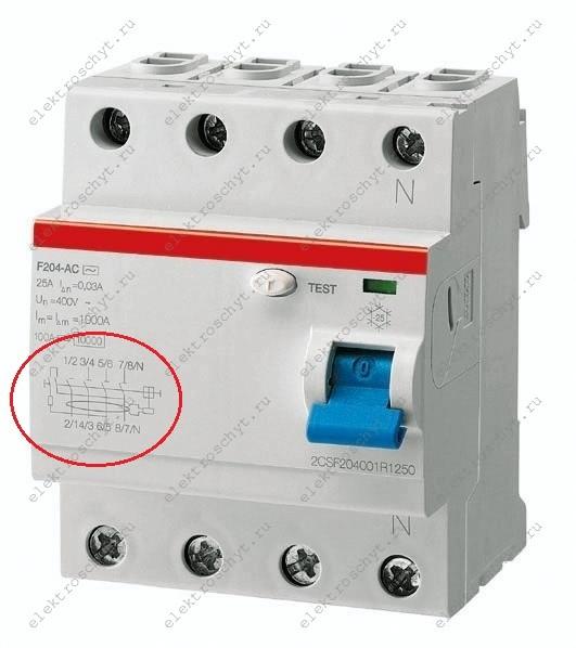 watermarked - электромеханическое узо абб