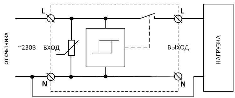 Схема подключения УЗМ-51М, УЗМ-50М.jpg